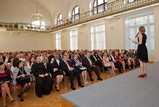 Opening in Trnava