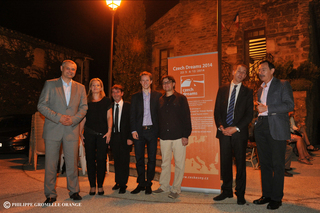 Czech Dreams triumph in Cairanne in France